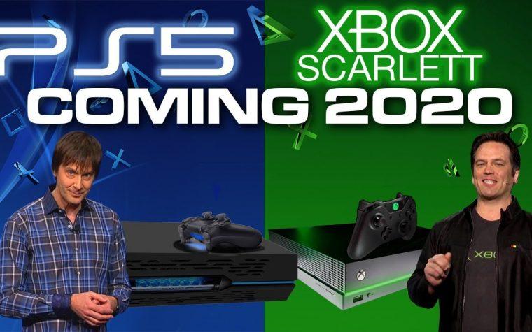PS5 e Xbox SCARLETT e una terza console?!